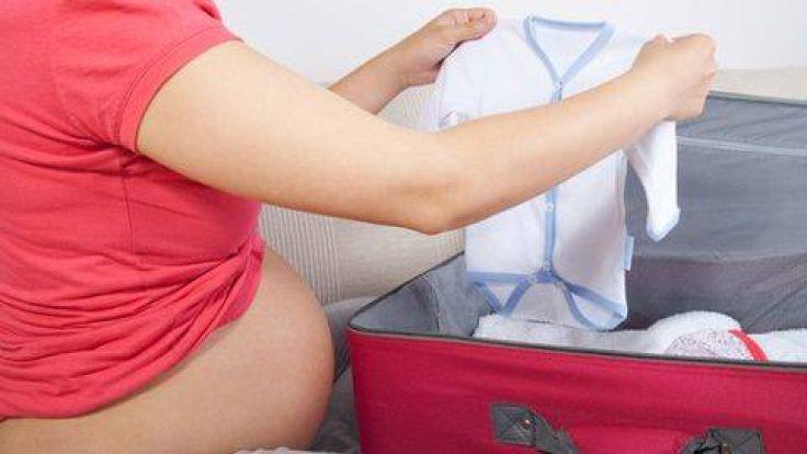 Doğum Çantası Hazırlama