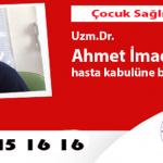 Uzm.Dr.Ahmet İmadettin ARIKAN