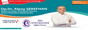 Op.Dr.Alpay ŞEREFHAN